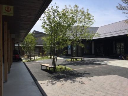 女川駅前商業施設