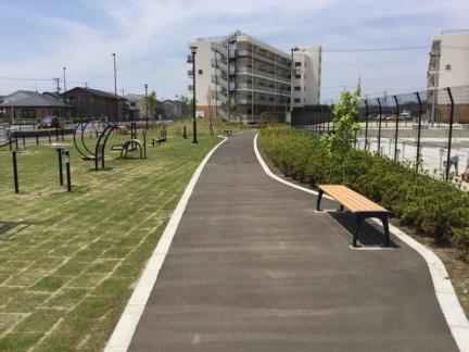 東松島市あおい2丁目公園