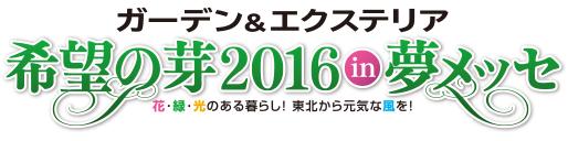 希望の芽2016